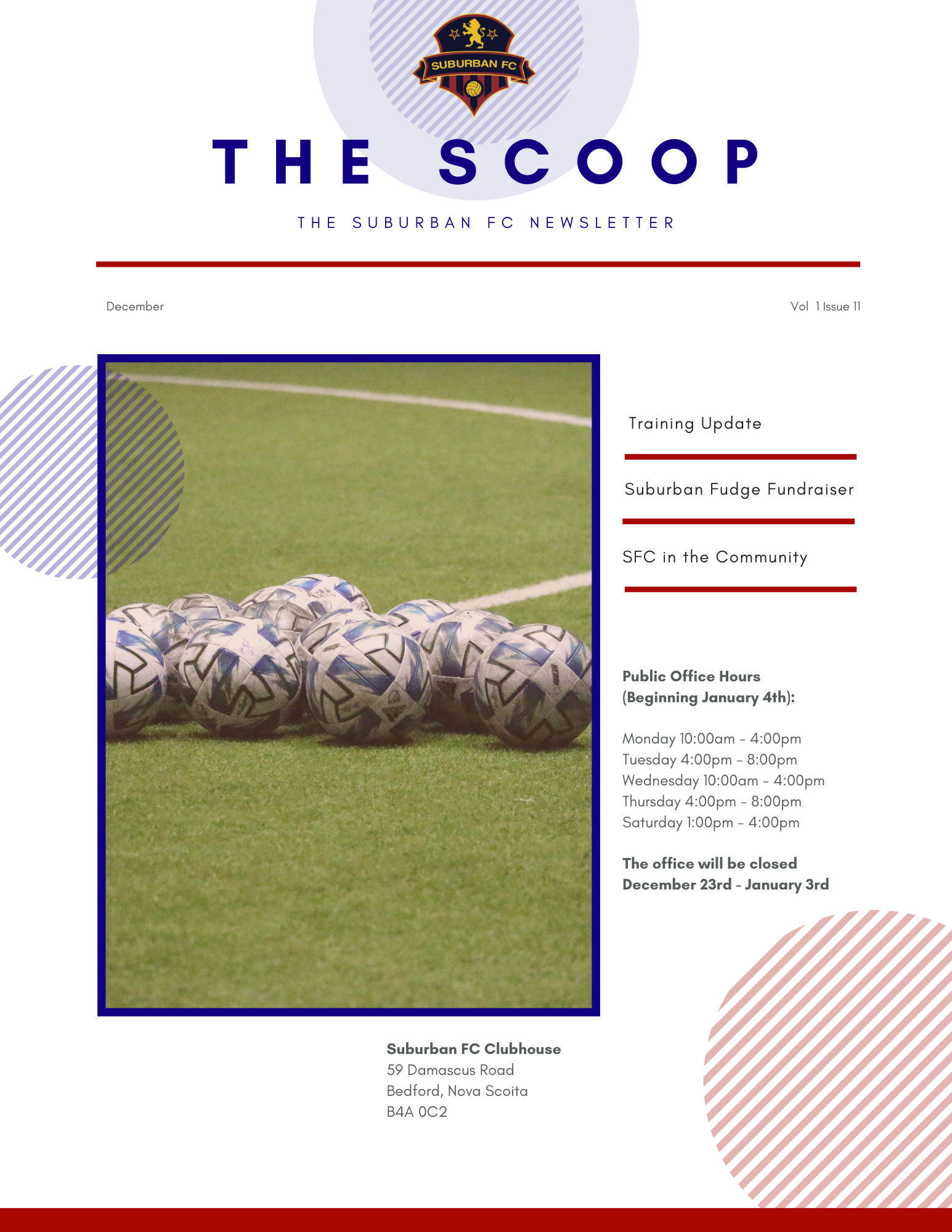 The Scoop - December Edition